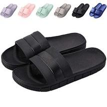 clootess House Shoes Indoor Slipper Home Slides Shower Bath Sandal for W... - $12.63
