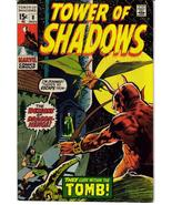 Marvel Tower Of Shadows #8 They Lurk Within The Tomb Demons - $7.95