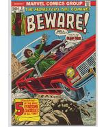 Marvel Beware #2 Fearsome Fantasies Horror Terror Monsters Are Coming - $5.95