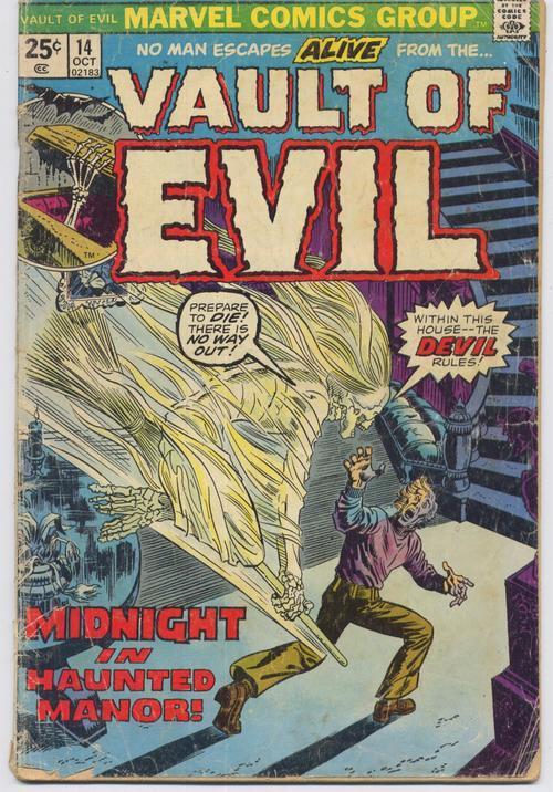Vault of evil  14