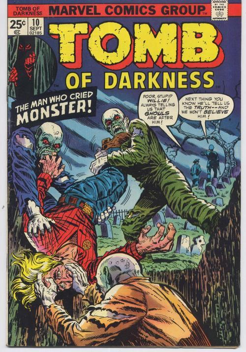 Tomb of darkness  10