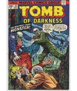 Marvel Tomb Of Darkness #10 The Man Who Cried Monster Horror Terror - $5.95