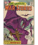 DC 1964 STAR SPANGLED WAR STORIES #113 DINOSAUR ISSUE Action Adventure - $8.95