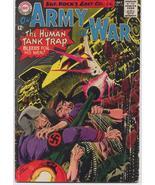 DC 1965 OUR ARMY AT WAR #156 SGT ROCK Joe Kubert Artwork Action Adventure - $9.95