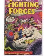 DC 1965 OUR FIGHTING FORCES #91 JOE KUBERT ARTWORK Action Adventure - $7.95