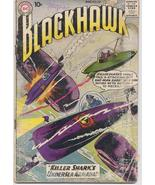 DC 1959 Blackhawk #139 Killer Shark's Undersea Armada Action Adventure - $8.95