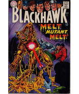 DC 1967 BlackHawk # 236 Air Force War  Action Adventure Military Melt Mu... - $5.95