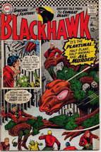 DC 1966 BlackHawk #218 Combat Diary Air Force War Action Adventure - $4.95