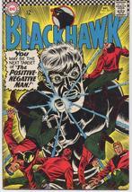 DC Blackhawk #227 The Positive Negative Man Air Force Action Adventure - $8.95