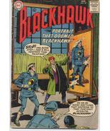 DC Blackhawk #187 The Portrait That Doomed Blackhawk Action Adventure War - $4.95