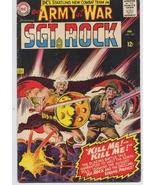 DC Our Army At War #163 Easy Company Sgt. Rock Viking Military Adventure - $14.95