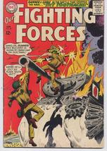 DC Our Fighting Forces #89 Gunner & Sarge War Action Adventure Military - $9.95
