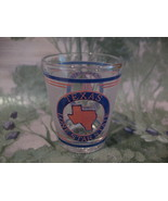 Galveston Island Texas Lone Star State Souvenir Shot Glass - $4.99