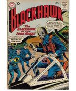 DC Blackhawk #153 Blackhawk In The Iron Mask War Action Adventure Air Force - $9.95