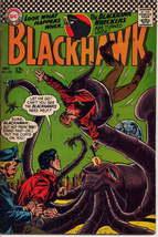 DC 1966 BlackHawk #224 The BlackHawk Wreckers War Action Adventure Milit... - $5.95