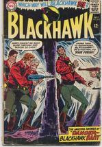 DC Blackhawk #210 Danger Blackhawk Bait Air Force Adventure Action - $4.95