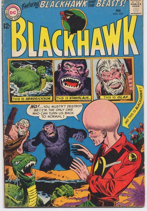 Blackhawk  205