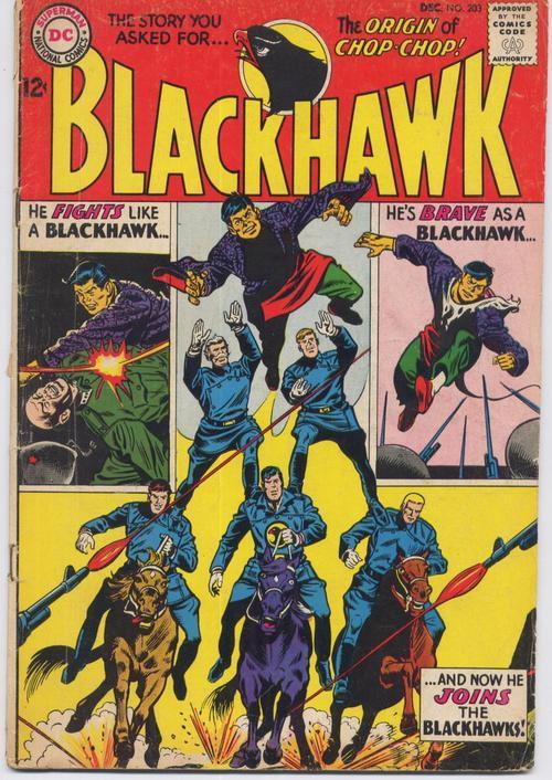 Blackhawk  203