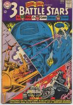 DC The Brave and the Bold #52 Sgt Rock Lt Cloud Tankman 3 Battlestars - $19.95