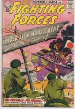 DC 1963 OUR FIGHTING FORCES #77 Gunner & Sarge Army Action Adventure - $8.95