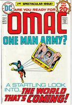 DC OMAC #1 Premiere Issue One Man Army Corps Jack Kirby - $29.95