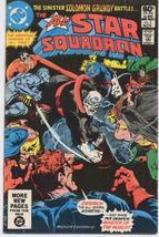 DC The All-Star Squadron #3 Hawkman Plastic Man The Atom - $5.95