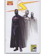 SDCC 08 Dynamite Project Superpowers #5 Exclusive Alex Ross - $10.95