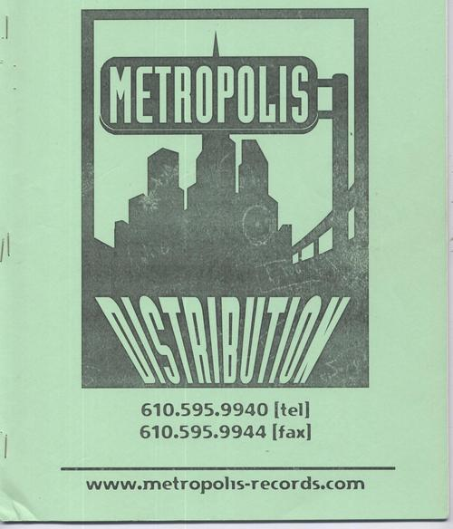 Metropolis Distribution Record Catalog Age Of Heaven Music Tunes Artists