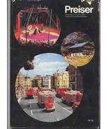 Preiser 1987 PK19 Model Catalog German Import W/Price List - $24.95