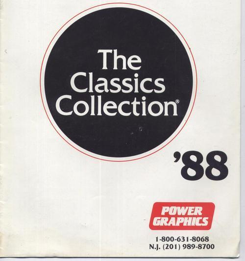 Power graphics 88