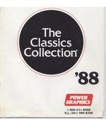 Power Graphics 1988 Classics Automobile  Print Collection - $5.95