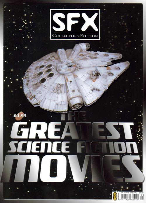 The greatest science fiction movies