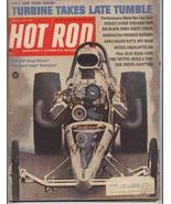 Hot Rod Magazine Aug 1967 Barracuda Charlotte 600 Foyt  - $5.95