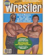 WWE The Wrestler Nov 1981 Mil Mascaras VS Bruno Sammartino Andre The Giant - $10.36