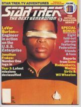 Star Trek The Next Generation #11 LeVar Burton Jonathan Action Adventure  - $6.36
