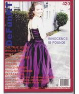 Defunkt Magazine #1 Premiere Issue Gothic Drama Emo - $7.16