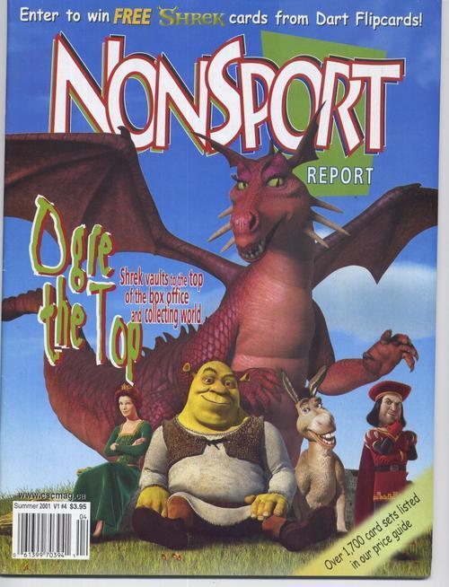 Non sport report