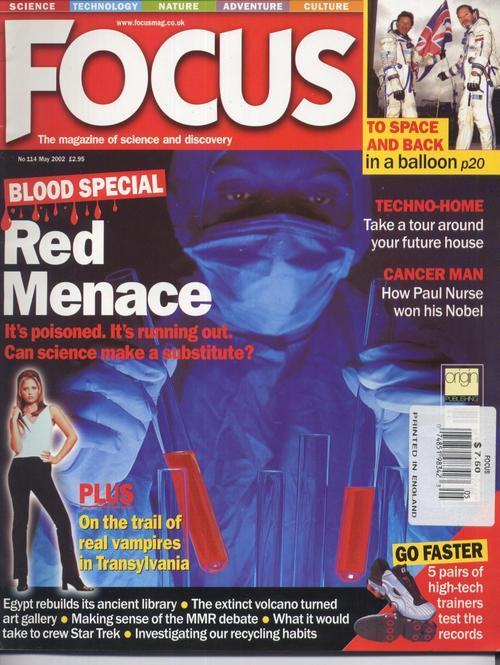 Focus red menace
