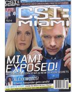 CSI: Miami #2 David Caruso Alexx Woods Khandi Alexander Emily Procter - $8.46