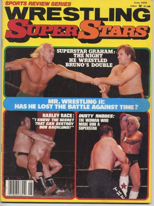 1978 Wrestling Superstars Mil Mascaras Mr Wrestling II