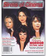 Sirens Of Cinema V2 #1 Brinke Stevens Denice Duff Sheri Moon Amber Bensen - $8.46