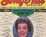 Song hits nov 1952 thumb155 crop