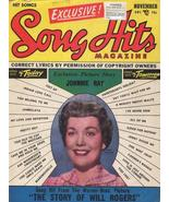 1952 Song Hits Magazine Johnnie Ray Jane Wyman Will Rogers Jambalaya - $11.21