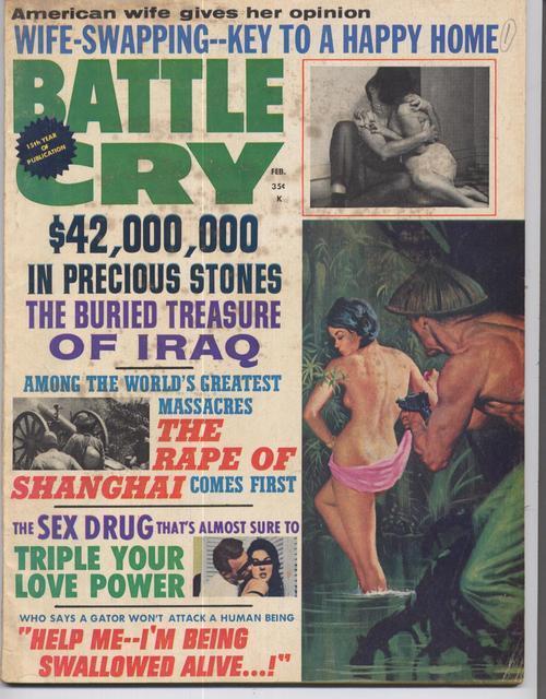 1966 feb battle cry
