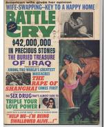 Feb 1966 Battle Cry Magazine Girls War Action Adventure War Iraq Treasure - $9.95