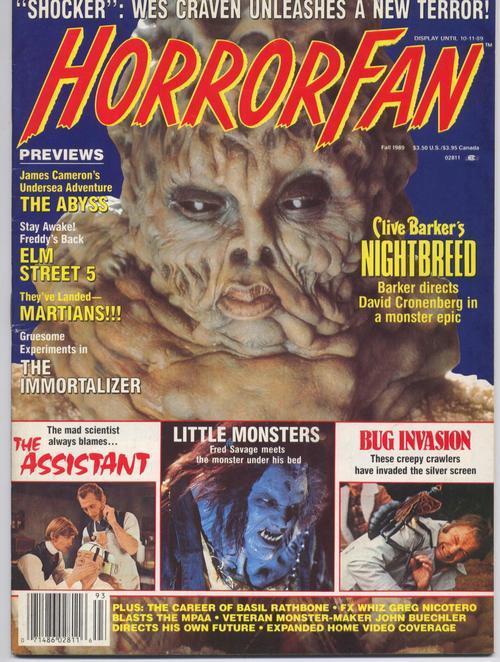 Horror fan  3