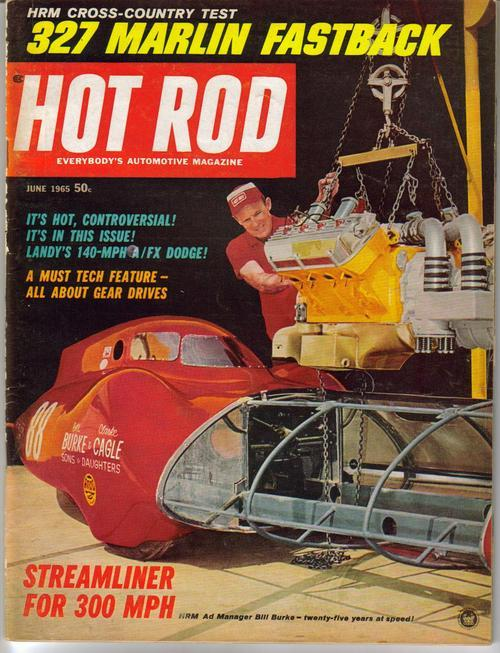 Hot rod june 65