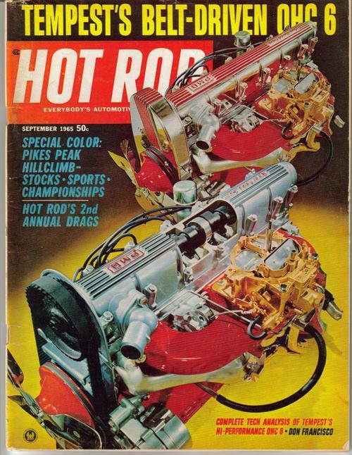 Hot rod sept 65