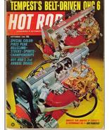 Hot Rod Magazine Sept 1965 Tempest OHC 6 Hot Rod 2nd - $7.95