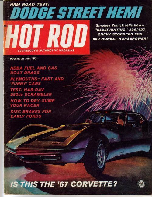 Hot rod dec 65